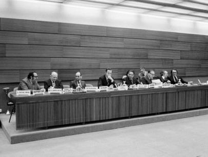 Twenty-Seventh Session of International Law Commission Opens in Geneva