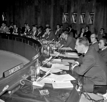 Special Committee On International Law Meets In Mexico