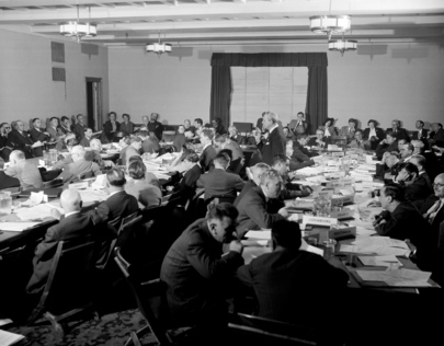 The San Francisco Conference, 25 April-26 June 1945. 12 June 1945. UN Photo #179012