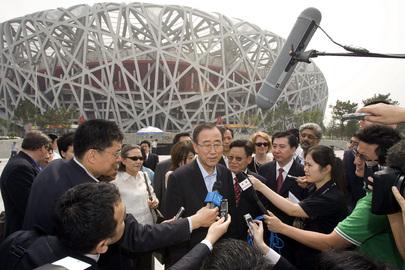 Secretary-General Briefs Journalists