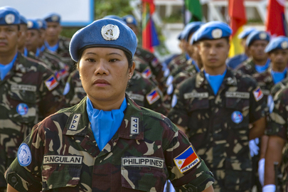 MINUSTAH Honours Philippine Peacekeepers