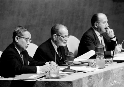 Seventeenth Regular Session of the U.N. General Assembly