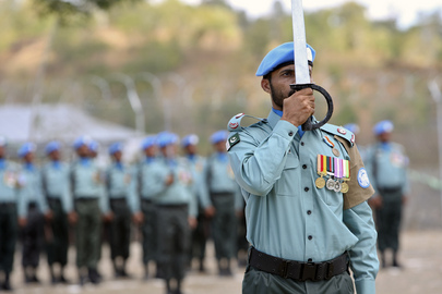 UNMIT Honours Pakistani Peacekeepers