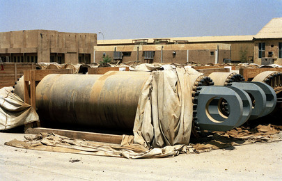 United Nations Team Carries out Inspections Aimed at Disposing of Iraq's Chemical, Biological and Nuclear Weapons Capacity