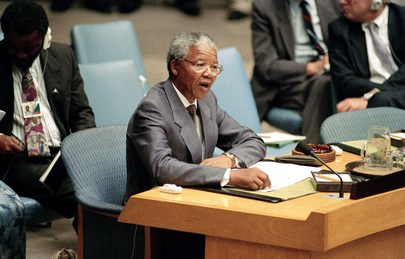 Security Council Receives Proposal for Special Representative to Recommend Measures to End Violence in South Africa
