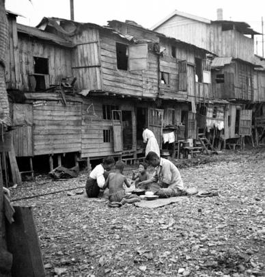 UNKRA's Help to Korea: Housing