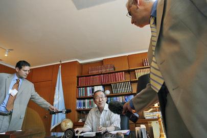 Secretary-General Promotes