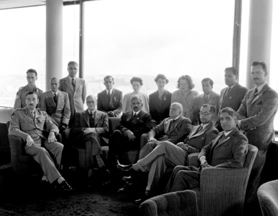 The San Francisco Conference: Delegations from India