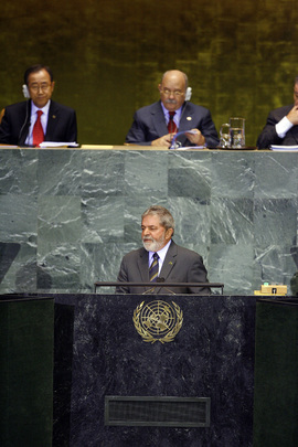 President of Brazil Addresses General Assembly General Debate