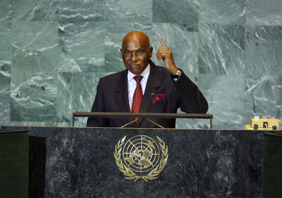 President of Senegal Addresses General Assembly
