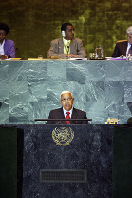 President of Cape Verde Addresses General Assembly