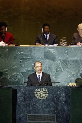 President of Seychelles Addresses General Assembly