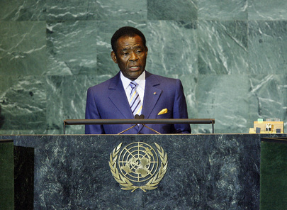 President of Equatorial Guinea Addresses General Assembly
