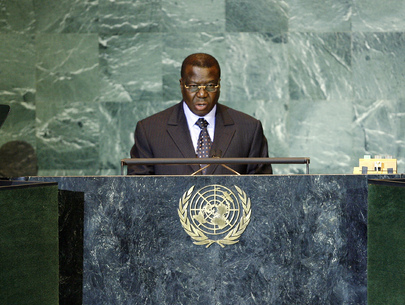 President of Guinea-Bissau Addresses General Assembly