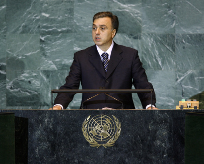 President of Montenegro Addresses General Assembly