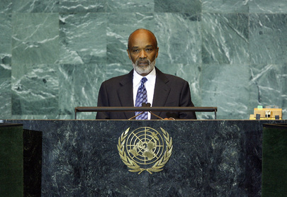 President of Haiti Addresses General Assembly