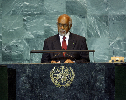President of Vanuatu Addresses General Assembly
