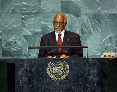 President of Vanuatu Addresses General Assembly