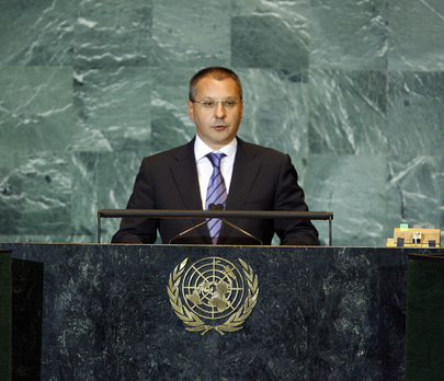 Prime Minister of Bulgaria Addresses General Assembly