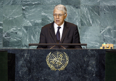Prime Minister of Morocco Addresses General Assembly 