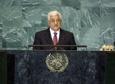 Palestinian National Authority President  Addresses General Assembly