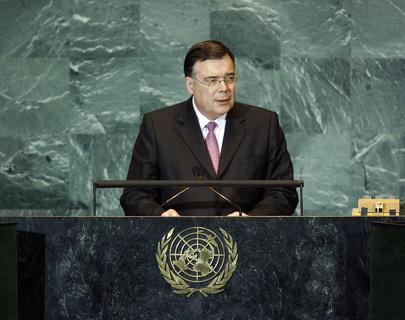 Prime Minister of Iceland Addresses General Assembly