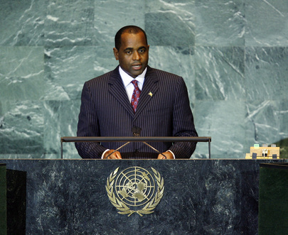 Prime Minister of Dominica Addresses General Assembly