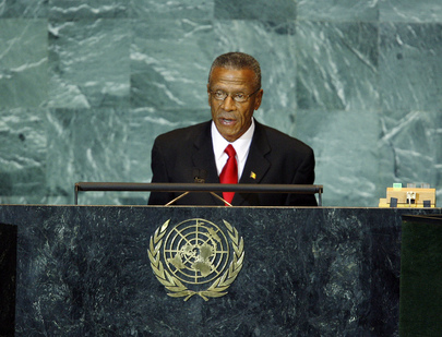 Prime Minister of Grenada Addresses General Assembly
