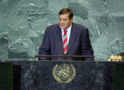 Foreign Minister of Slovak Republic Addresses General Assembly