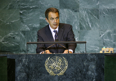 President of Spain Addresses General Assembly