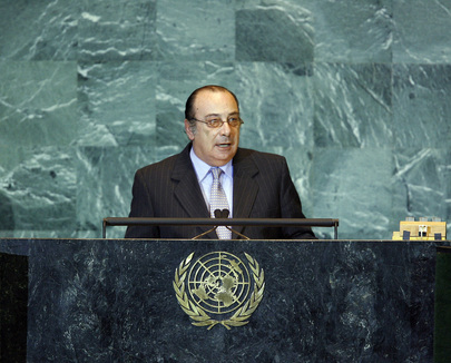 Minister for External Relations of Uruguay Addresses General Assembly