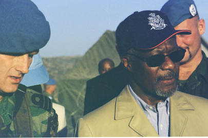 Secretary-General Visits Eritrea