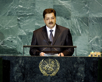 Deputy Prime Minister of Moldova Addresses General Assembly