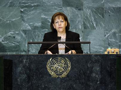 Foreign Minister of Liechtenstein Addresses General Assembly