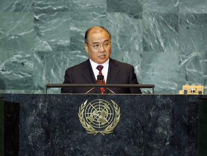 State Secretary of Kyrgyzstan Addresses General Assembly