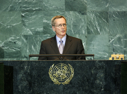 Deputy Foreign Minister of Canada Addresses General Assembly