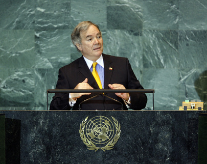 Deputy Foreign Minister of Venezuela Addresses General Assembly