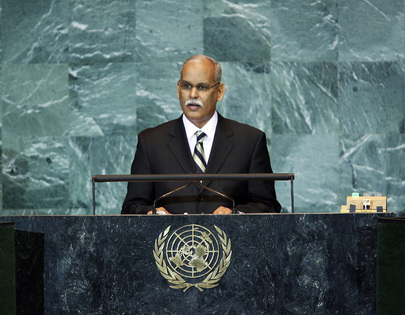 Permanent Representative of Mauritania Addresses General Assembly