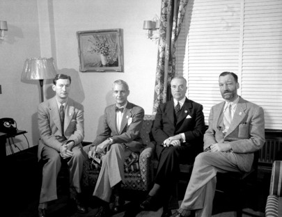 The San Francisco Conference, 25 April - 26 June 1945: Delegation of Denmark