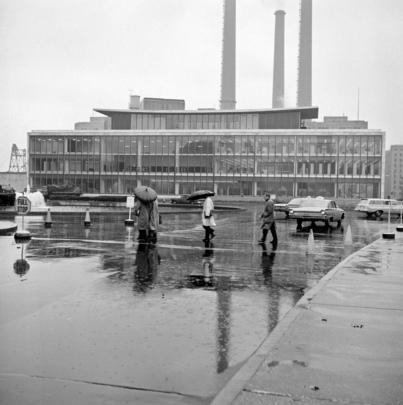 The Dag Hammarskjöld Library at United Nations Headquarters