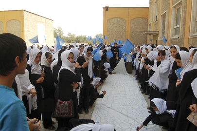 Afghan Community Observes UN International Day of Peace