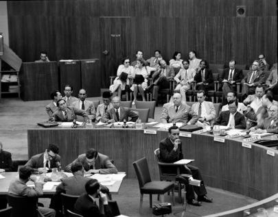 Indonesian Delegate Attends Security Council Debate