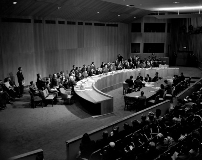 The Iranian Question Before the U.N. Security Council