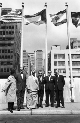 Flag of Kuwait Raised at United Nations Headquarters