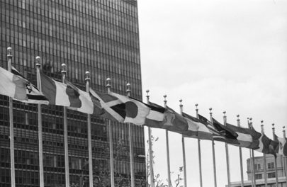 Kuwait 111th Member State of UN; Flag Raised at UN Headquarters