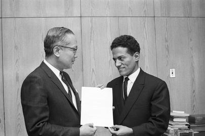 New Permanent Representative of Mauritania Presents Credentials