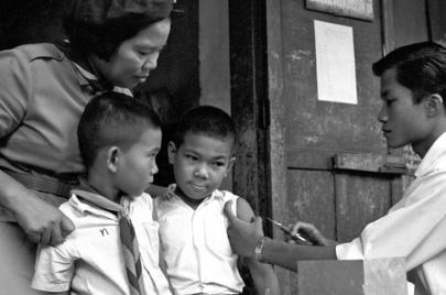 TB Programme in Thailand