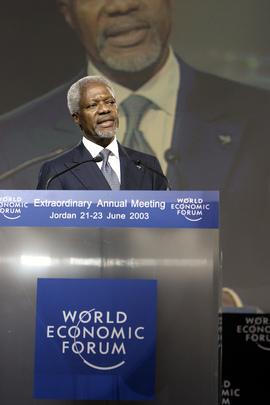 World Economic Forum Extraordinary Annual Meeting 2003