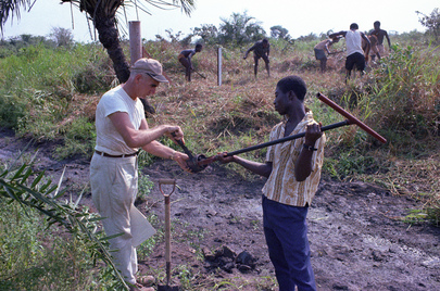 Soil and Water Resources Survey in Togo