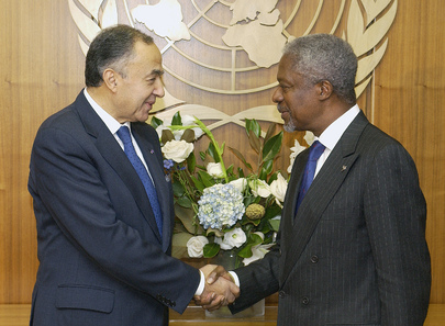 Secretary-General Meets with Foreign Minister of Tunisia